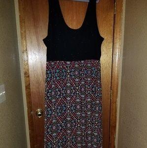 Torrid long dress
